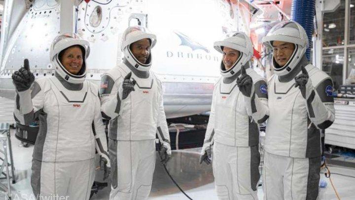 SUA: Patru astronauți americani vor vota din spațiu la alegerile prezidențiale