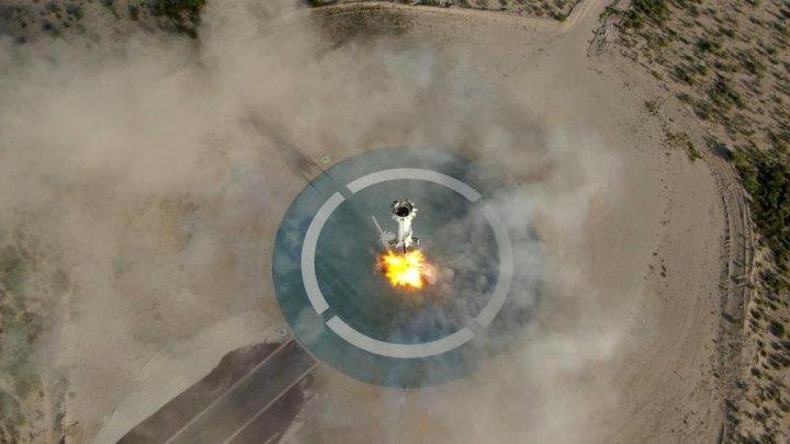 NASA a descoperit un nou mod de a ateriza în condiții de siguranță pe alte lumi