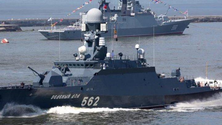 Alertă în Marea Baltică! O navă militară rusă a intrat într-un vas elvețian