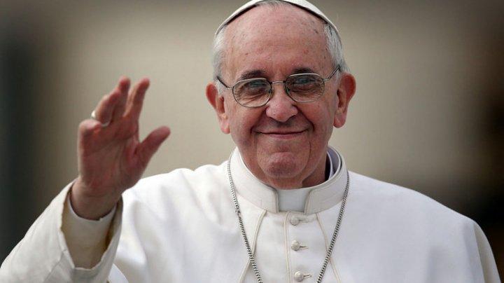 Slujbele de Crăciun oficiate de Papa Francisc anul acesta, transmise online din cauza pandemiei de COVID-19