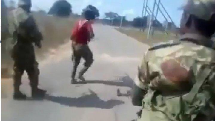 """Autoritățile din Mozambic vor investiga o """"crima îngrozitoare"""", după apariția unei filmări pe Twitter"""