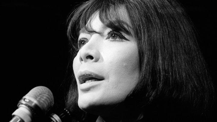 S-a stins din viață una dintre cele mai cunoscute cântărețe ale Franței