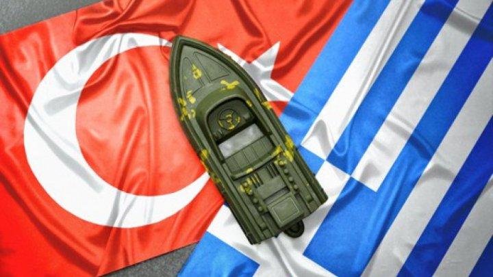 Tensiunile dintre Grecia și Turcia s-au intensificat după ce lideri din ambele țări au avut un nou schimb tăios de replici