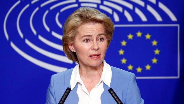 Președinta Comisiei Europene a felicitat-o pe Maia Sandu. Mesajul Ursulei von der Leyen