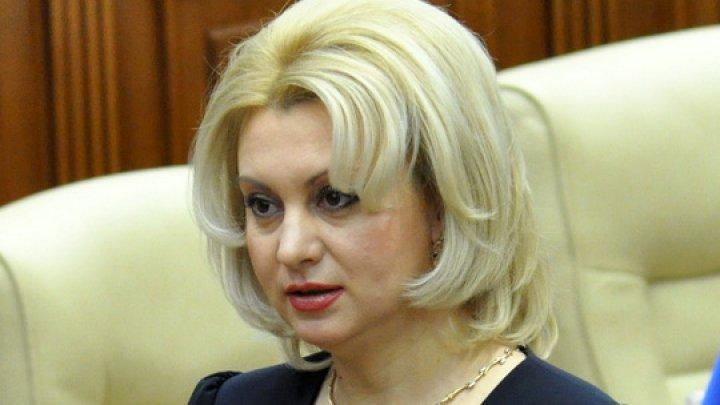 Violeta Ivanov: 70% din populaţia ţării riscă să rămână fără apă din cauza hidrocentralei de la Novodnestrovsk