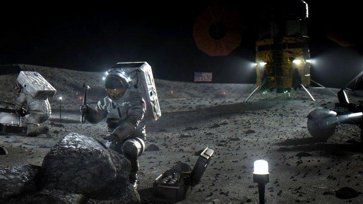 NASA vrea să trimită o femeie pe Lună. Programul Artemis va costa agenția 28 de miliarde de dolari