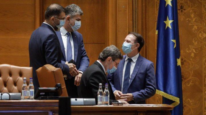 Parlamentul a votat creșterea pensiilor cu 40% în România