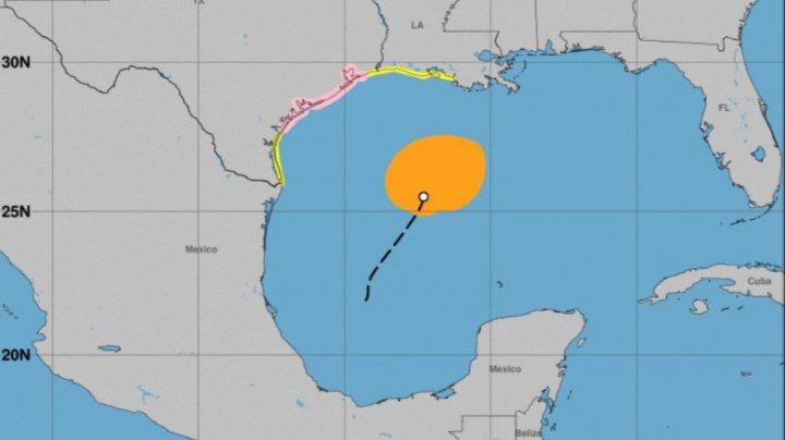Trei noi furtuni tropicale s-au format în numai 6 ore, în Oceanul Atlantic