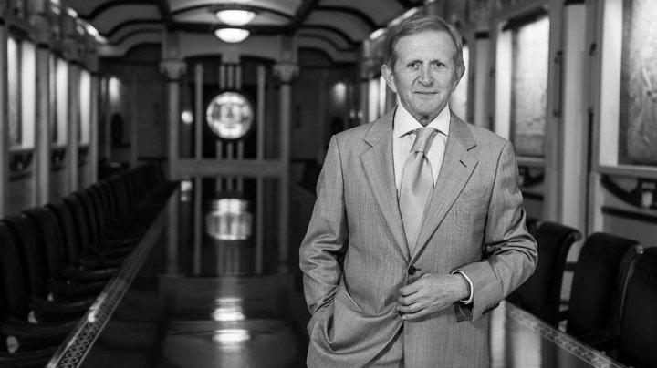"""Fostul director general al Combinatului de vinuri """"Cricova"""", răpus de COVID-19"""