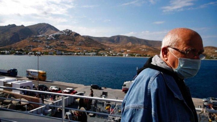 Guvernul grec impune lockdown-ul la Salonic
