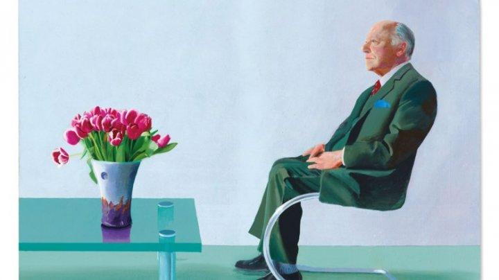 Opera Regală din Londra, nevoită să vândă un tablou de David Hockney pentru a supravieţui pandemiei