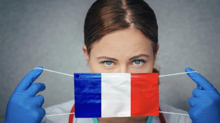 Record catastrofal în Franţa: 52.000 de noi cazuri de COVID-19 în ultimele 24 de ore