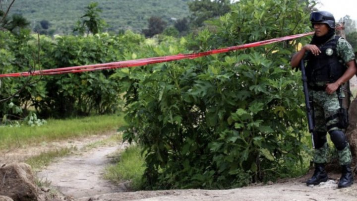 Mexic: Cel puţin 59 de cadavre găsite în gropi comune în centrul ţării