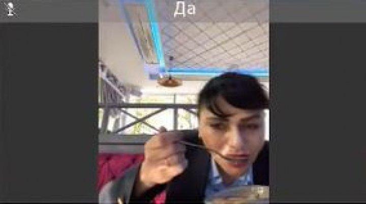 Deputatul mâncăcios. Alla Dolință și-a luat prânzul în timpul ședinței online a Comisiei Juridice (VIDEO)