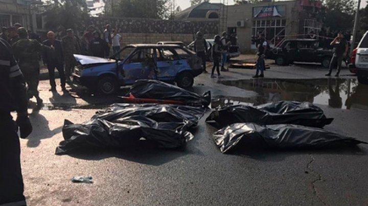 Orașul azer Barda, ținta unui nou atac cu rachete. Cel puțin 21 de oameni au murit şi 60 au fost răniți