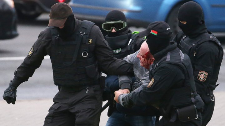 AVERTISMENT: Dacă va fi necesat, Poliția din Belarus va folosi arme letale asupra protestatarilor