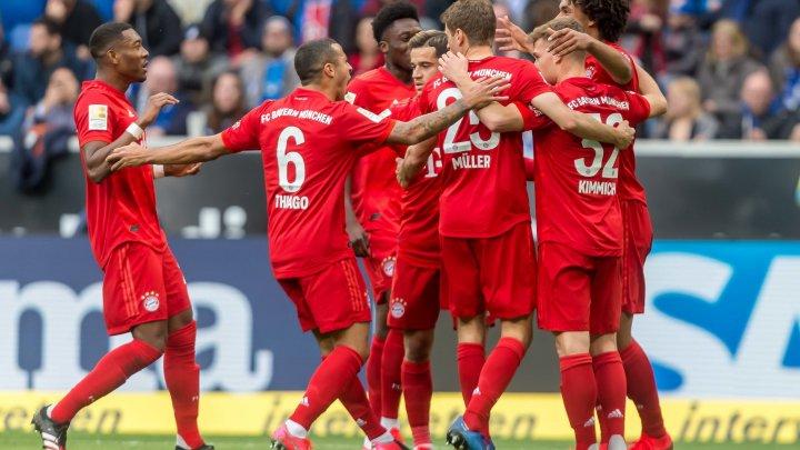 Liga Campionilor continuă și în această seară cu Bayern Munchen și Atletico Madrid