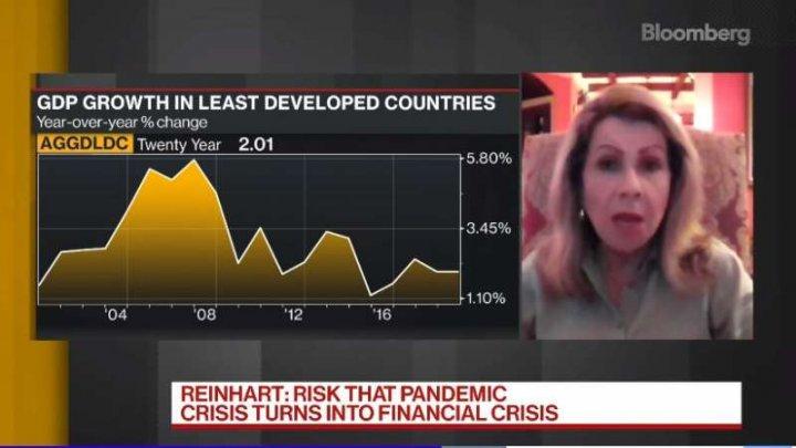 Economistul şef al Băncii Mondiale: Pandemia de coronavirus ar putea declanşa o criză financiară