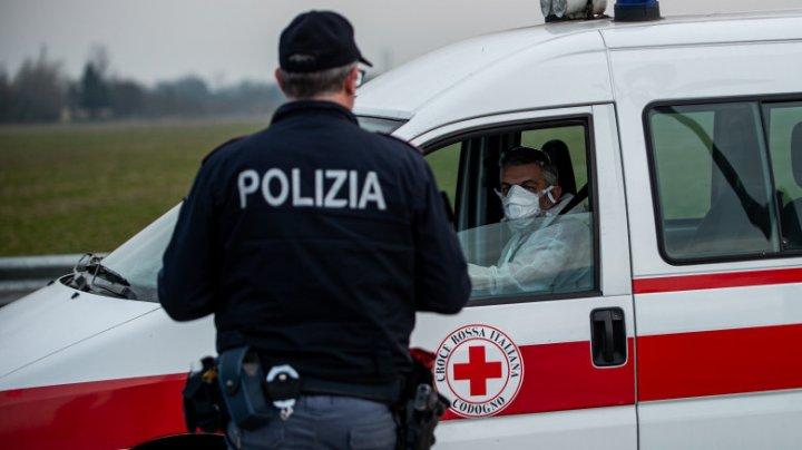 Două provincii din Italia, în carantină de noapte pentru a stopa creșetrea alarmantă a noilor cazuri de coronavirus