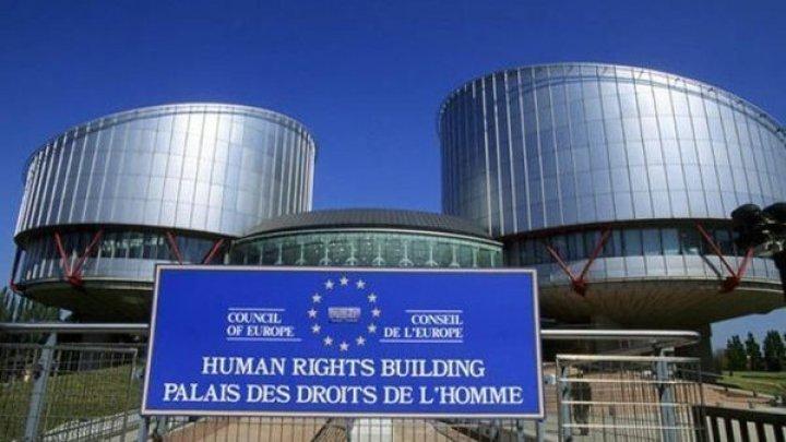 Un moldovean va primi peste 7 mii de euro, după ce a câștigat un dosar la CEDO