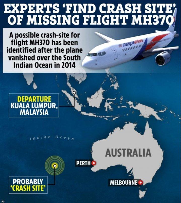 Reîncep căutările avionului Malaysia Airlines MH370, prăbușit în urmă cu șase ani
