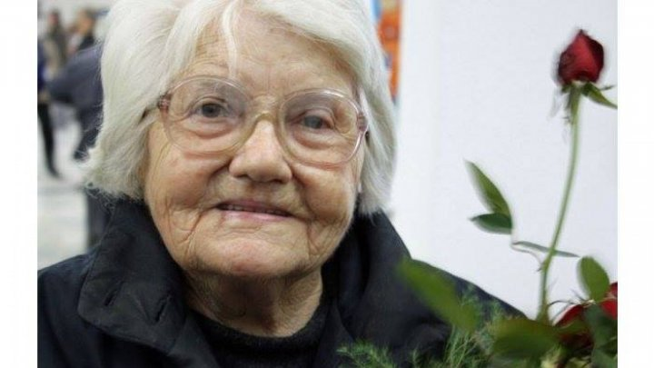 Pictoriţa Valentina Rusu-Ciobanu a împlinit un secol de viaţă