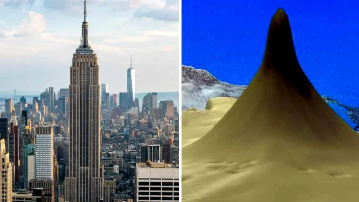 Un recif mai înalt decât Empire State Building, descoperit la Marea Barieră de Corali