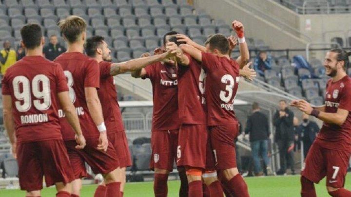 CFR Cluj s-a calificat în faza grupelor Ligii Europei