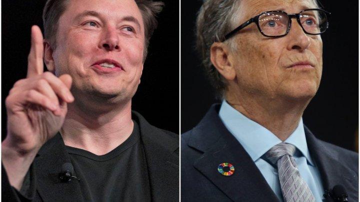 Bill Gates se va alia cu Elon Musk pentru a oferi servicii de cloud accesibile oriunde în lume