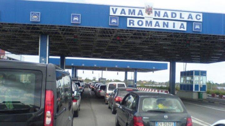 Moldovenii nu au dreptul să intre în România pe durata stării de alertă, cu anumite excepţii