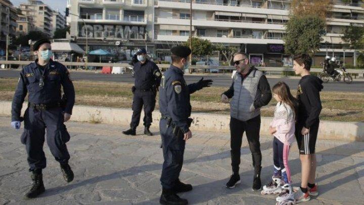 Măsuri dure în Grecia: Atena va fi închisă pe timpul nopții