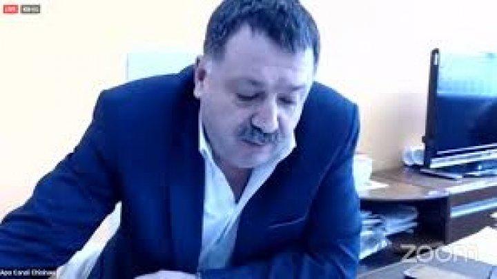 """Directorul interimar al  """"Apă - Canal Chișinău"""", Anatolie Lichii a raportat situația de la Stația de epurare și acțiunile în vederea eliminării mirosului neplăcut"""