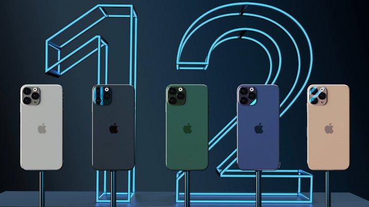 Apple a dezvăluit data lansării iPhone 12