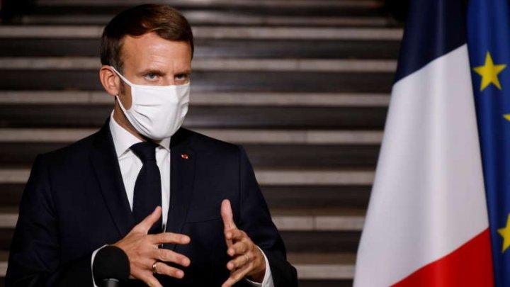 Macron promite intensificarea acţiunilor împotriva islamului radical
