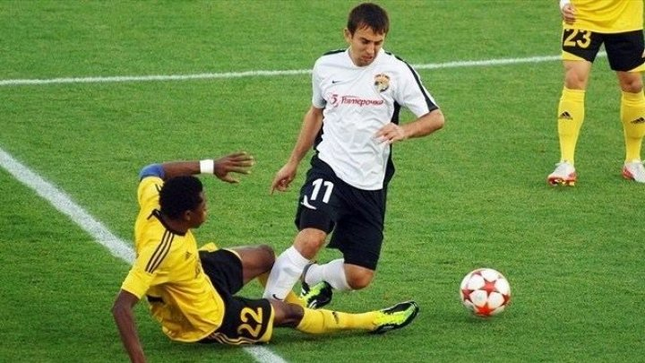 Fotbalistul moldovean Maxim Mihaliov a demonstrat că performanța nu are vârstă