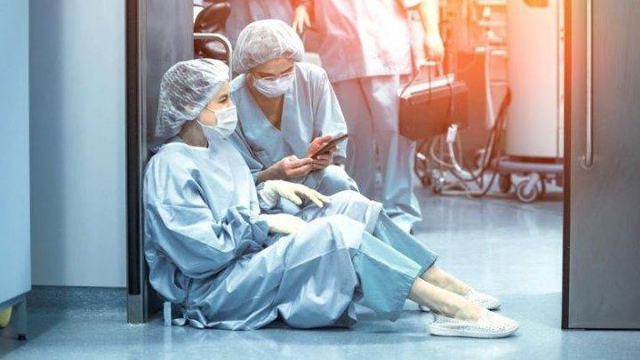Situație alarmantă în Belgia! Medicii bolnavi de COVID-19 sunt rugați să rămână la serviciu