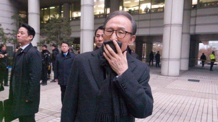 Fostul președinte al Coreei de Sud a primit o condamnare definitivă de 17 ani de închisoare