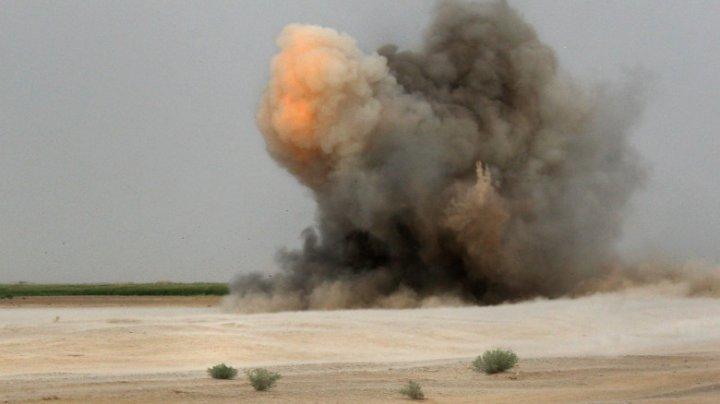 12 copii afgani, ucişi într-un raid aerian asupra unei moschei