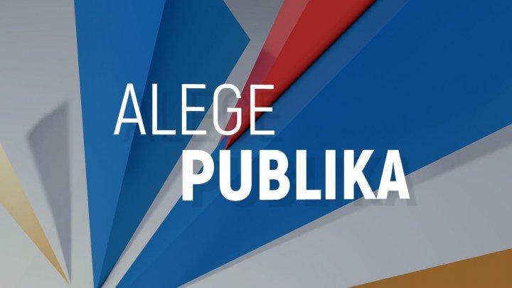 Duminică, în 1 noiembrie, alege PUBLIKA TV