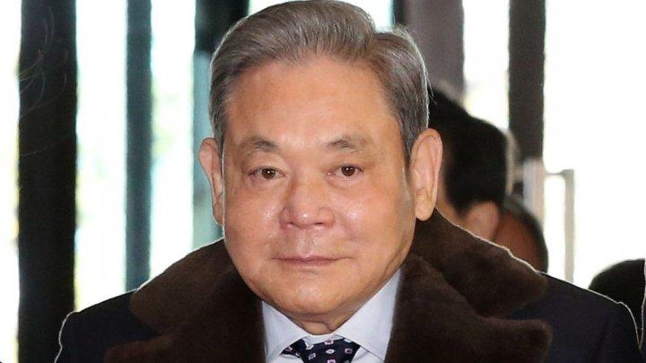 Preşedintele Samsung Electronics, Lee Kun-hee, a încetat din viaţă la 78 de ani
