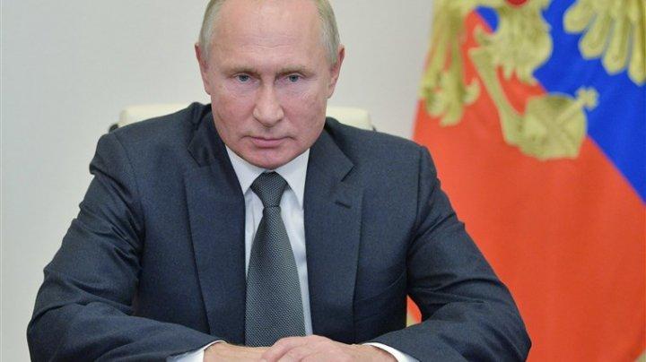 Purtătorul de cuvânt al lui Vladimir Putin: Liderul de la Kremlin nu are nicio întrevedere programată cu Igor Dodon
