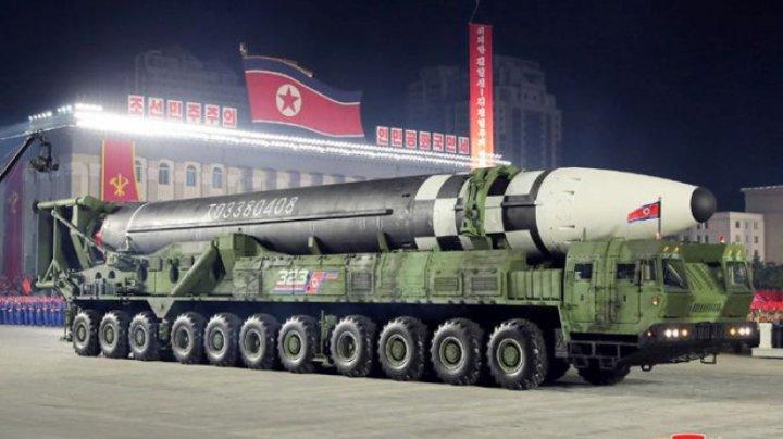 AVERTISMENT: Programele de rachete nucleare și balistice ale Coreei de Nord rămân o amenințare serioasă