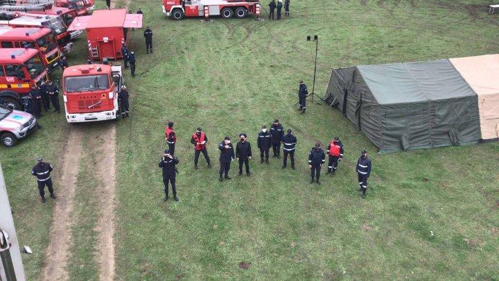 Peste 250 de pompieri și salvatori, RIDICAŢI pe ALERTĂ. Ce s-a întâmplat (FOTO)