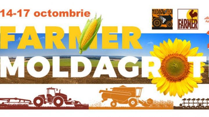 Expozițiile MOLDAGROTECH și FARMER se vor desfășura în format nou, în locație nouă