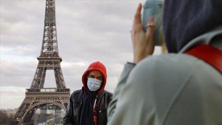 Franța înregistrează cel mai ridicat număr de infectări cu coronavirus de la începutul pandemiei