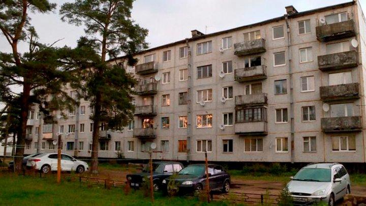Caz macabru în Rusia. Doi copii au stat trei zile cu părinții morți în casă