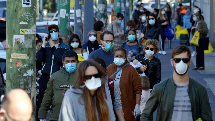 Polonia, de 20 de ori mai multe infectări și de 4 ori mai multe decese decât în primul val al pandemiei