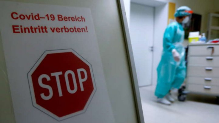 Germania, lovită de al doilea val al epidemiei de COVID-19, a atins pragul de 1 milion de persoane infectate cu noul coronavirus
