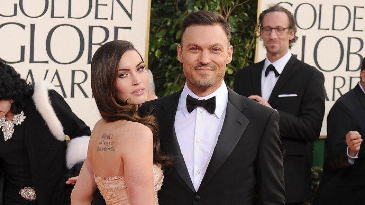 Actriţa americană Megan Fox a depus actele prin care solicită divorţul de soţul ei, actorul Brian Austin Green
