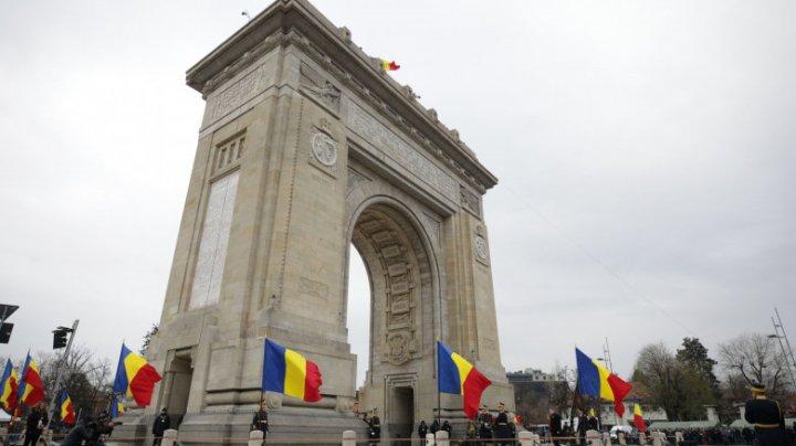 Ziua Națională, fără paradă. Klaus Iohannis: Ceremonia de 1 Decembrie de la Arcul de Triumf restrânsă, fără participarea publicului